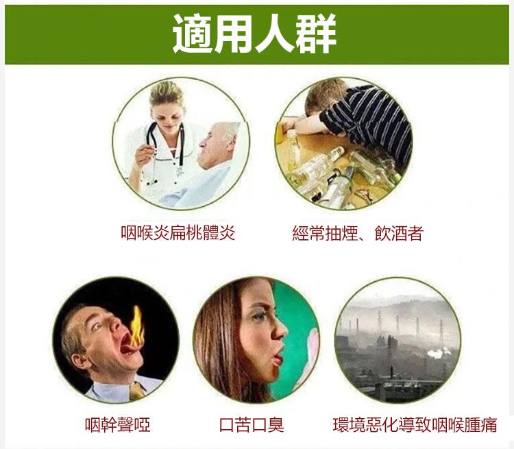 咽炎貼:慢性咽炎,咽喉炎,一貼全搞定!